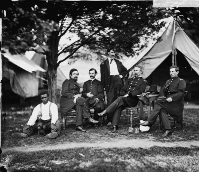 brigadier-genral-napoleon-bonaparte-mclaughlen