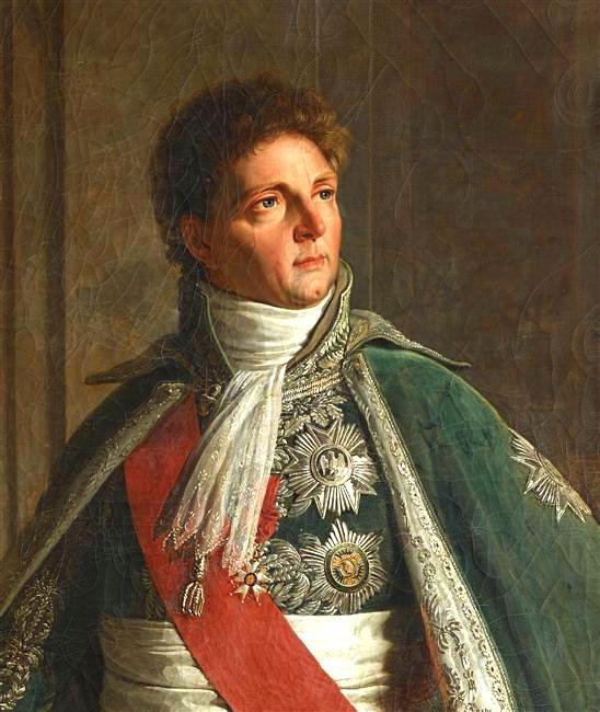 À Grosbois revit le maréchal Berthier