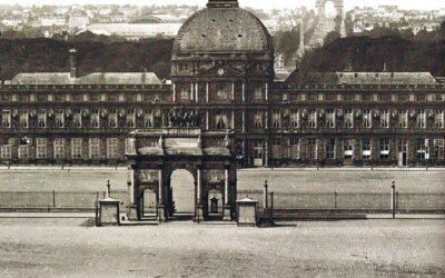Napoléon et le Palais des Tuileries