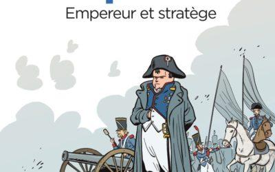 bande dessinée le fil de l'histoire Napoléon