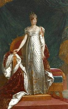 Marie Lousie d'Autriche par François Gérard