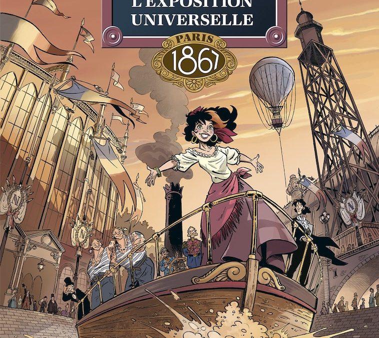 La Fille de l'exposition universelle – Paris 1867
