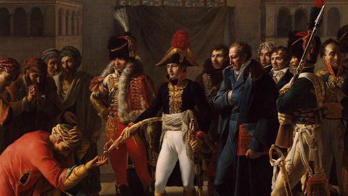L'Egypte était-elle une colonie française en 1798-1799 ?