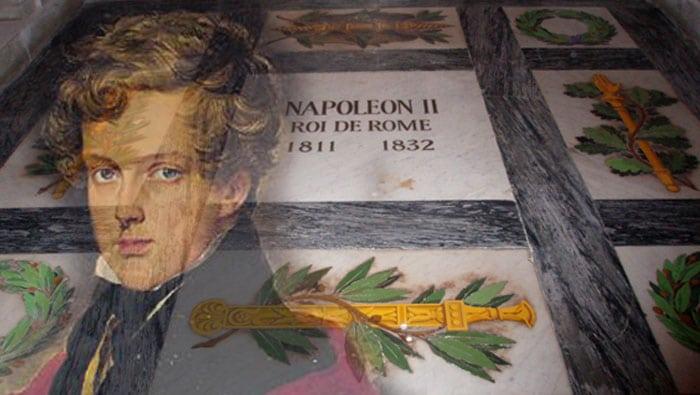 Cérémonie à la mémoire de Napoléon II