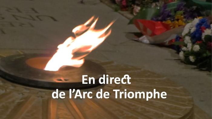 Spécial 2 décembre – En direct de l'Arc de Triomphe