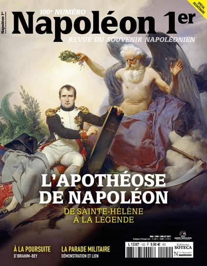 Napoléon 1er Revue du Souvenir Napoléonien n°100