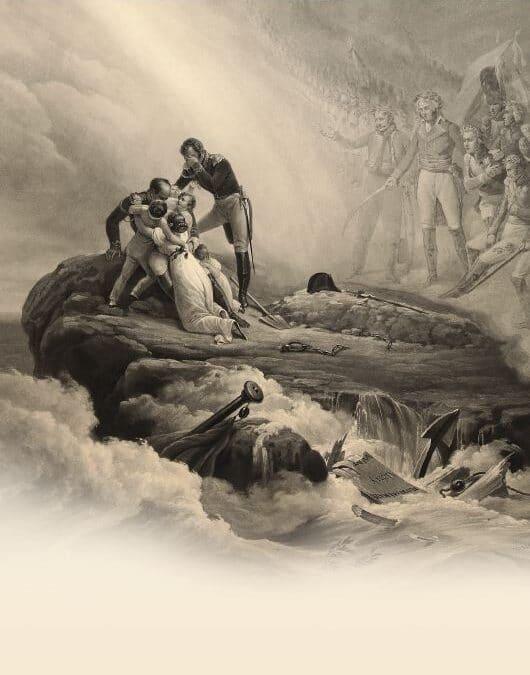 Napoléon Bertrand – Le retour des héros